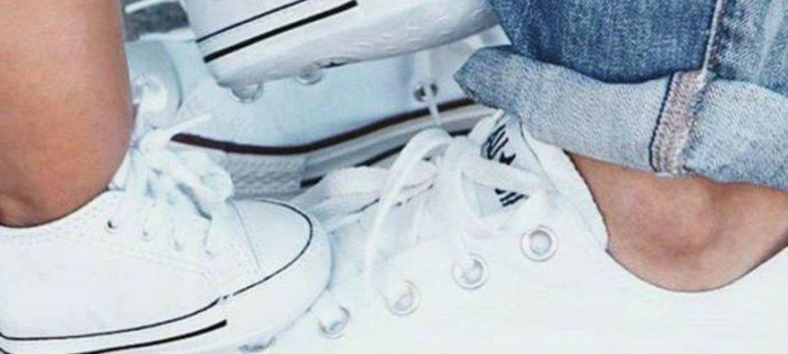 Dziecko w butach