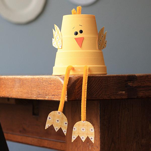 Dekoracje dla dzieci na wielkanoc