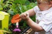 Wiosenny mini ogródek dla dziecka - sprawdź, jak go zrobić