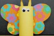 5 pomysłów na wiosenne dekoracje zrobione wraz z dzieckiem