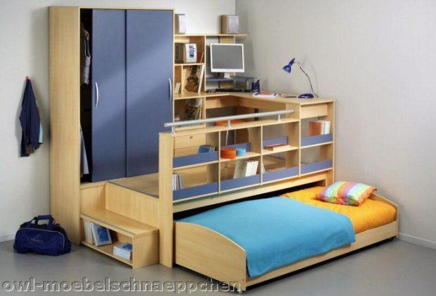 Kącik do nauki w pokoju dziecka