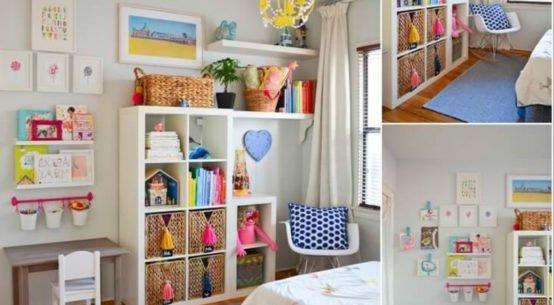 Mały pokój dziecka