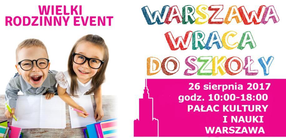 Warszawa wraca do szkoły patronat