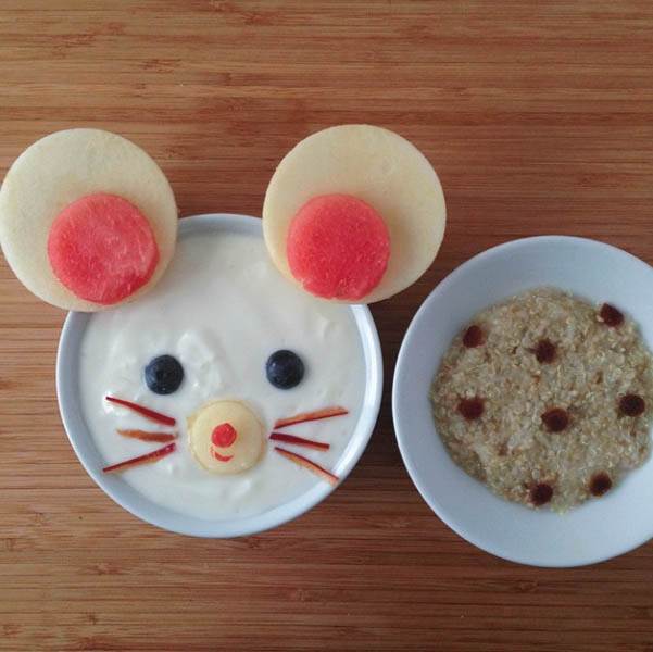 musli na śniadanie