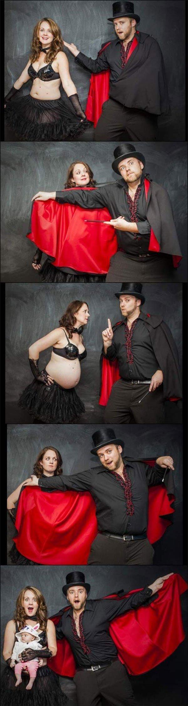 Fotografie ciążowe