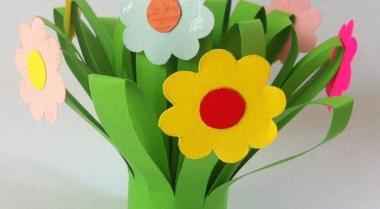 bukiet kwiatow