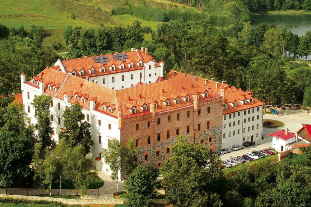 Hotel ZAMEK RYN**** - galeria zdjęć