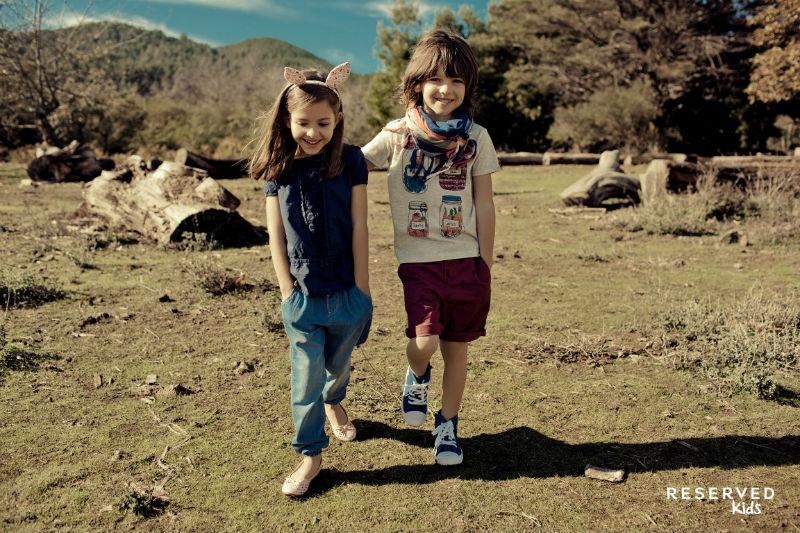 Letnia odsłona kolekcji Reserved Kids
