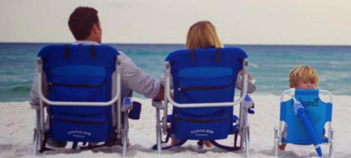 Rodzinne plażowanie