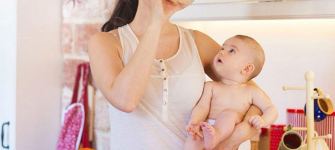 Dieta po porodzie - kilka cennych wskazówek