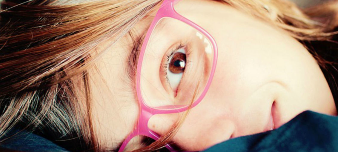 Badanie wzroku u dziecka