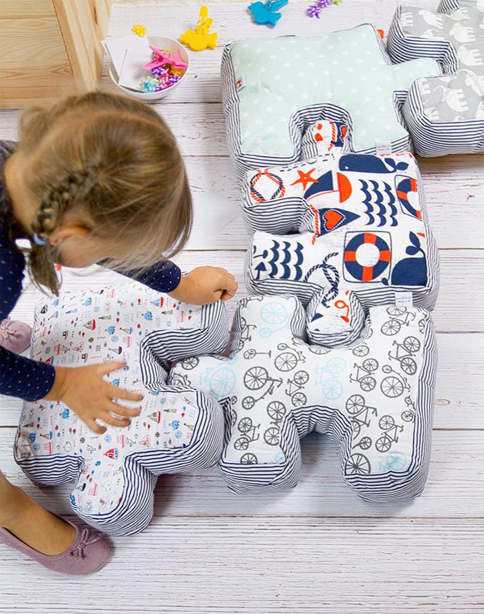Puzzle sensoryczne - sposób na stymulowanie rozwoju małego dziecka