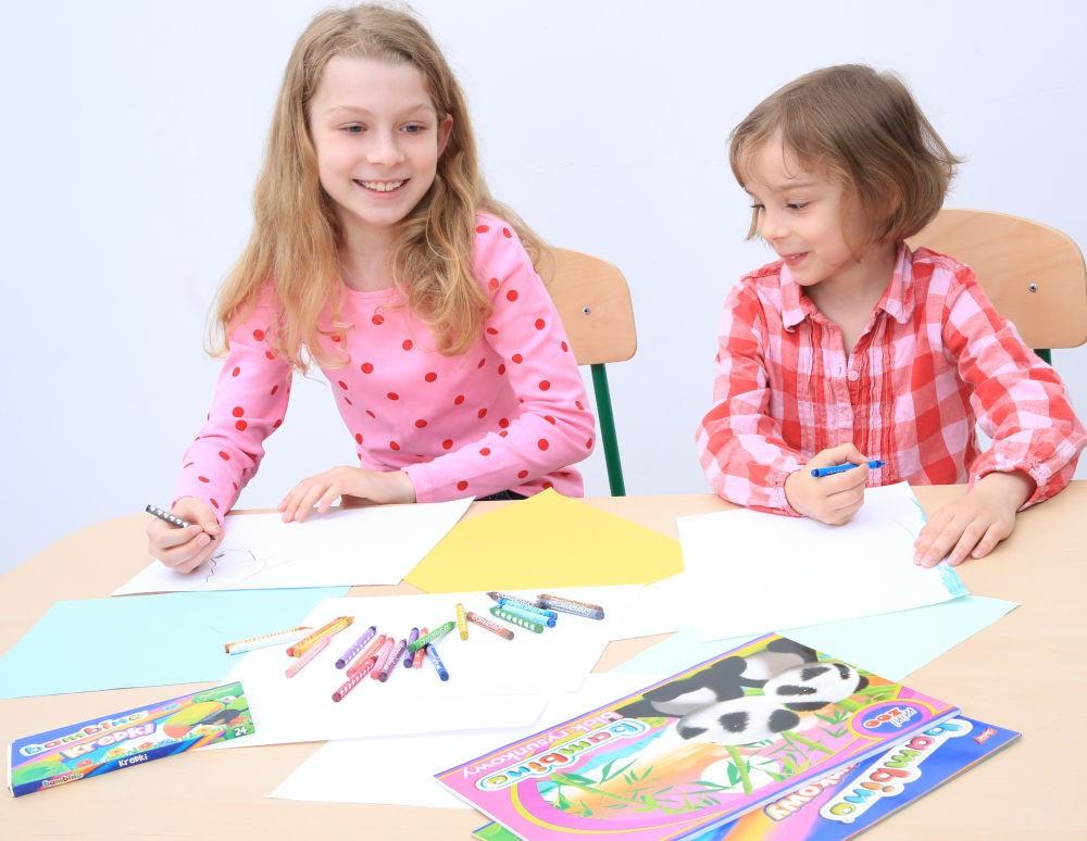 Wyprawka dla przedszkolaka i małego ucznia. Artystyczny niezbędnik w przedszkolu i szkole