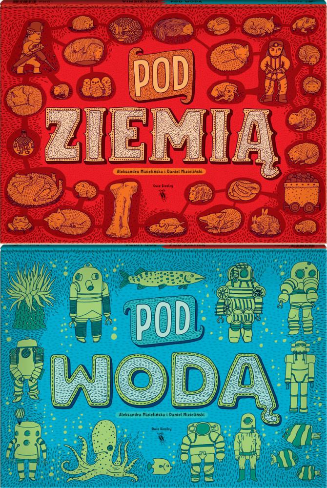 """Najlepsze książki dziecięce - znamy finalistów konkursu """"Przecinek i Kropka"""""""
