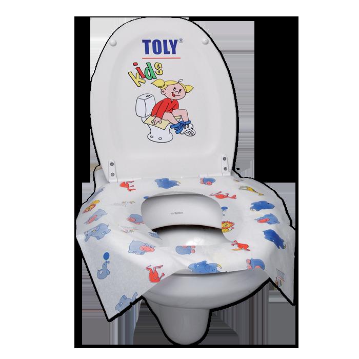 Nakładka na wc Toly