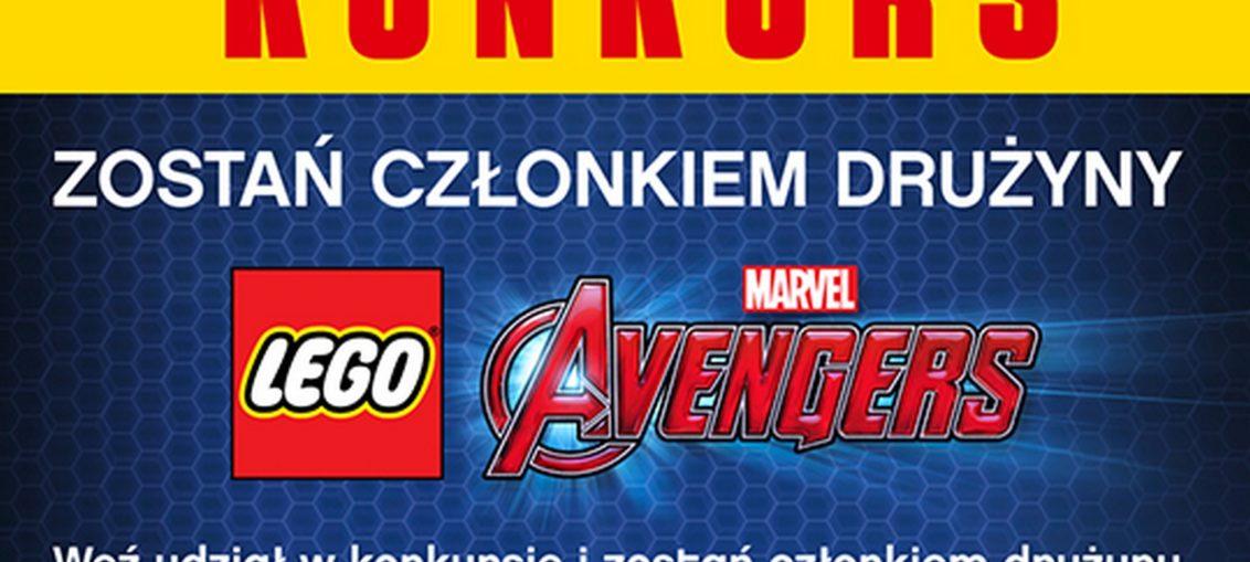 Weź udział w konkursie i zostań członkiem drużyny Avengers!