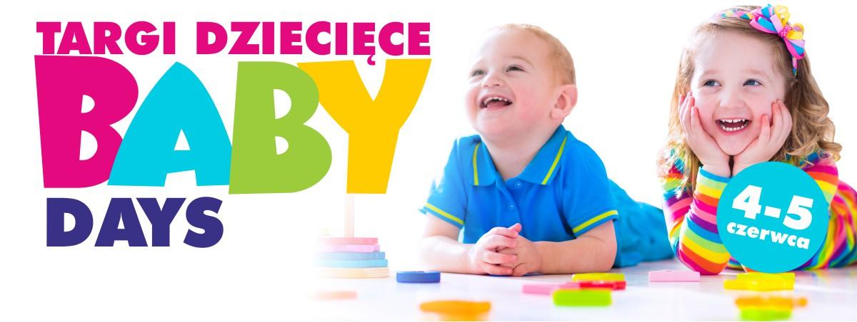 Targi Dziecięce BABY DAYS w Lublinie. Aktywny weekend dla całej rodziny!