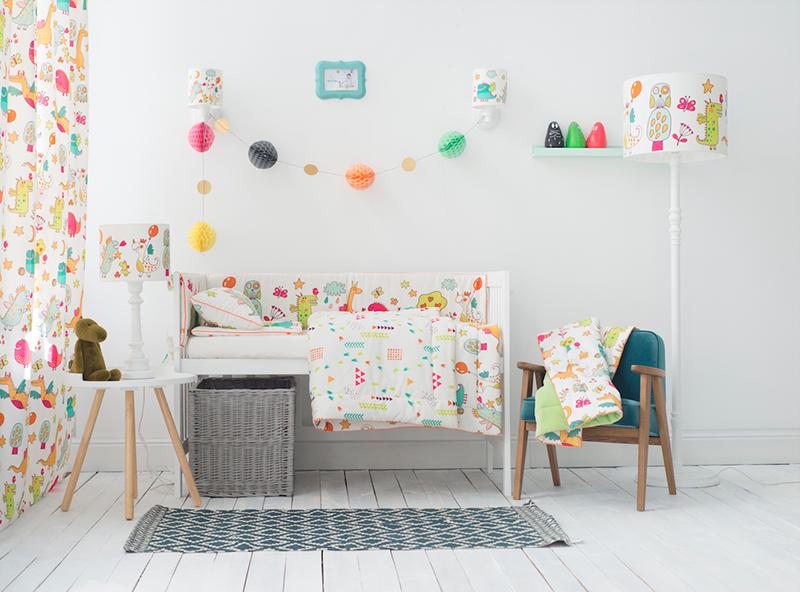 Jak urządzić ładny pokój dziecka? 10 pomysłów od Lamps&Company