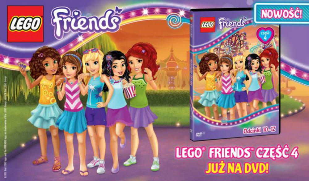 Lego Friends DVD