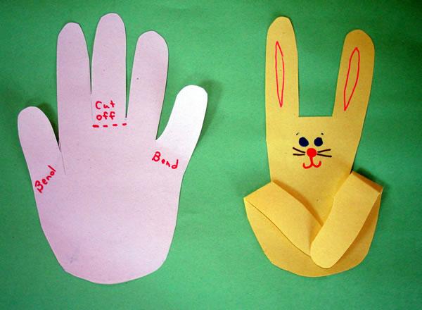 Ozdoby wielkanocne dla dziecka