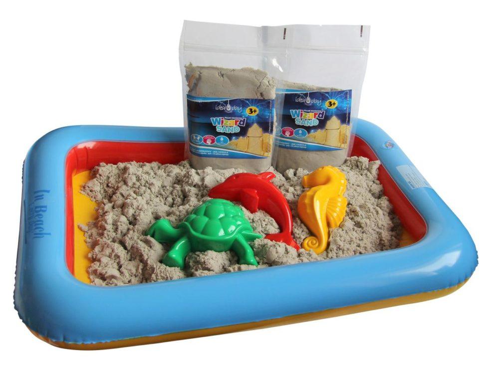 piasek kinetyczny Wizard Sand by Idea Day