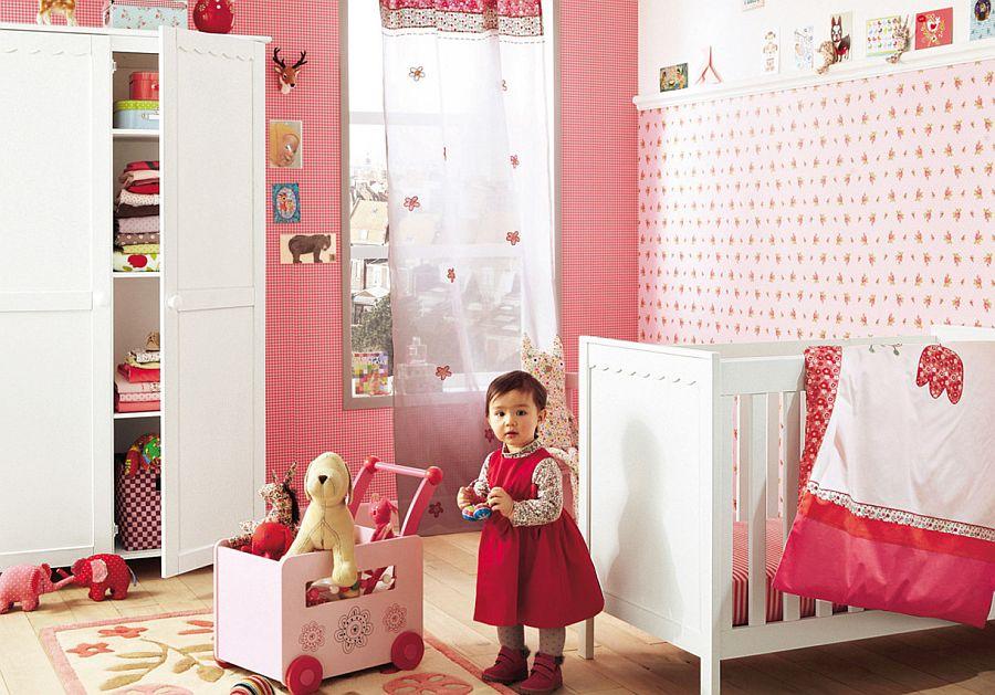 Mały pokój dziewczynki