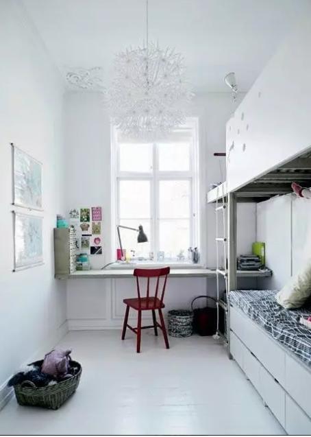 Pokój dziecka w skandynawskim stylu