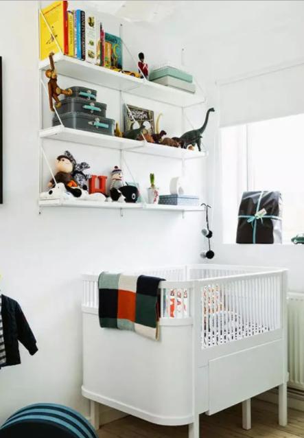 Jak zaaranżować pokój dziecka w stylu skandynawskim
