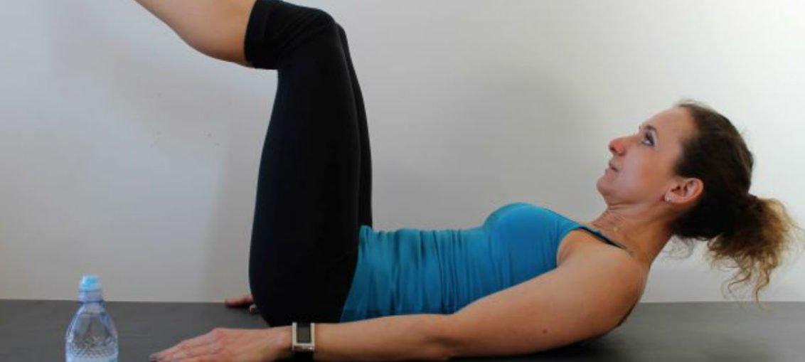 Pilates dla mam – ćwiczenia na płaski brzuch po porodziepo porodzie