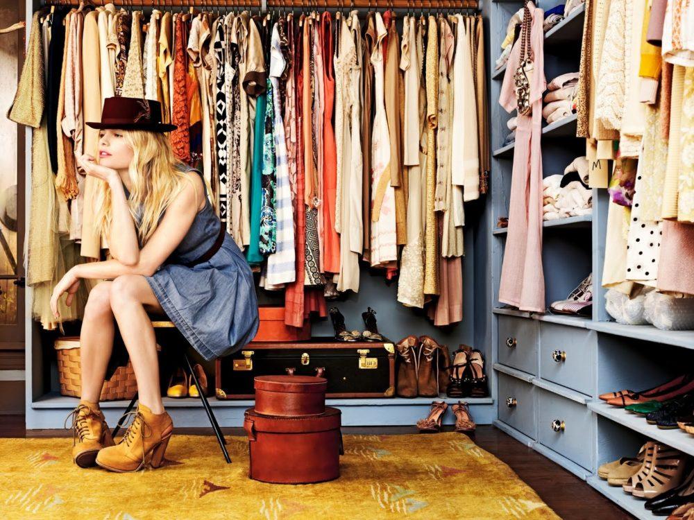 Jak mieć szafę minimalistki