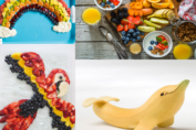 Warzywa i owoce w diecie dziecka