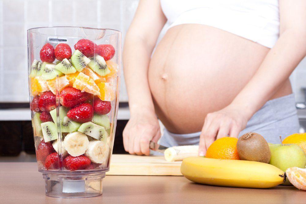 Dieta przyszłej mamy