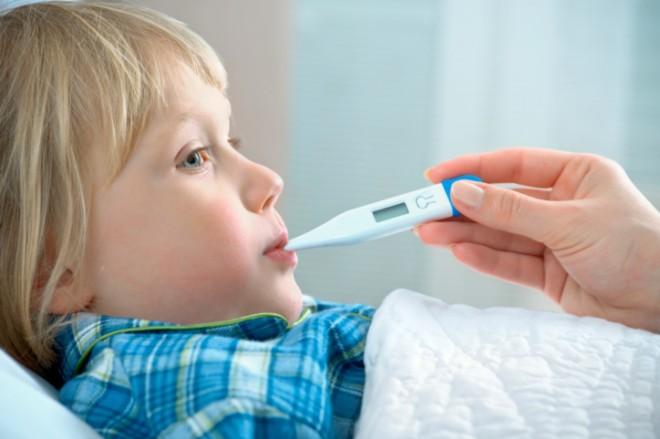 Jak leczyć przeziębienie u dziecka