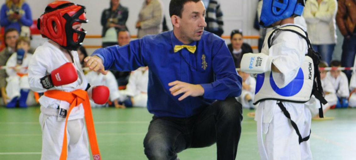 Sport dla dziecka karate
