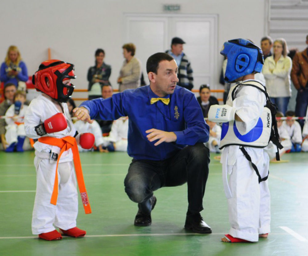 Dziecko i sport