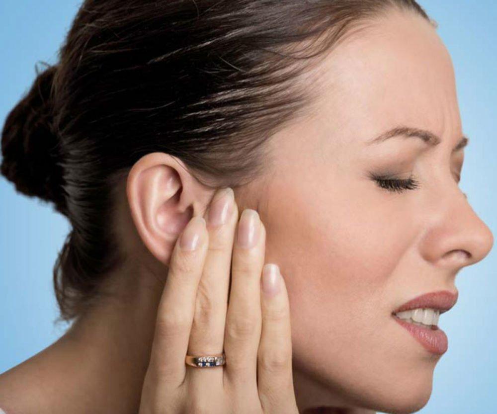 Zapalenie ucha w ciąży