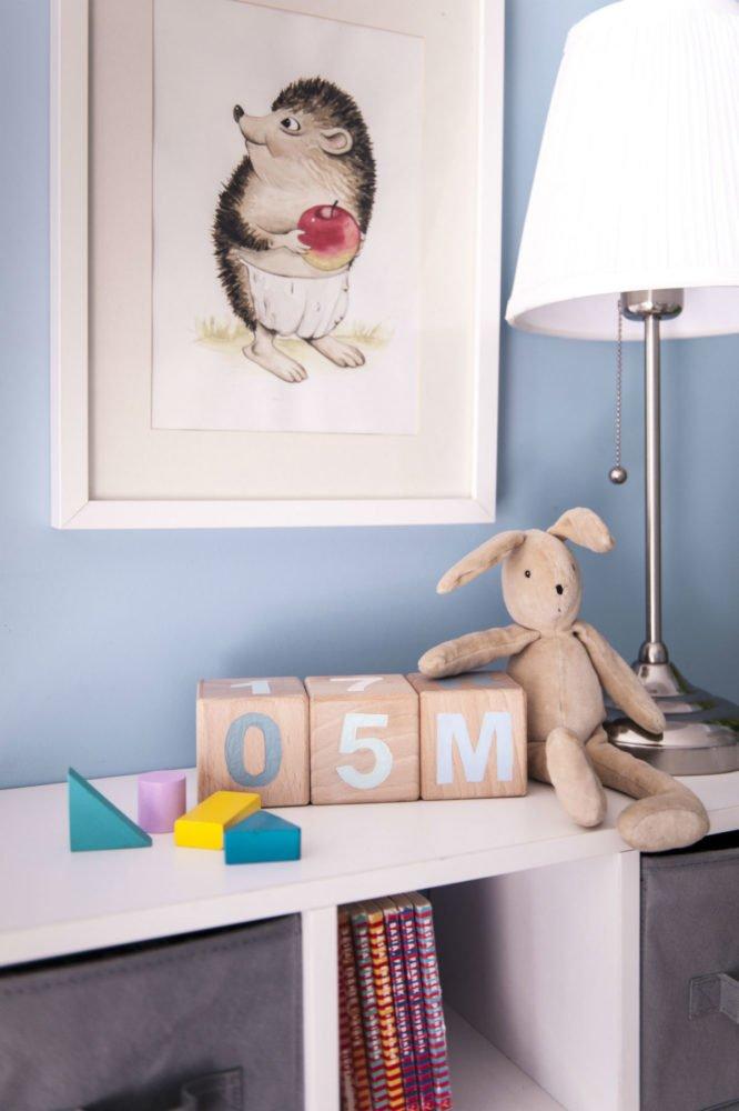 Kostki dla dziecka do pokoju