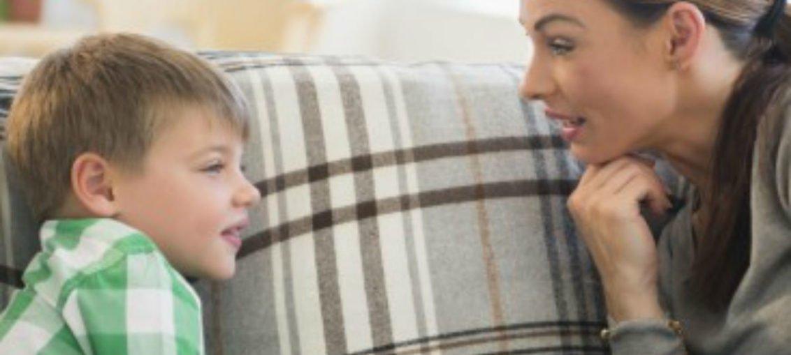 Rozmowa z dzieckiem
