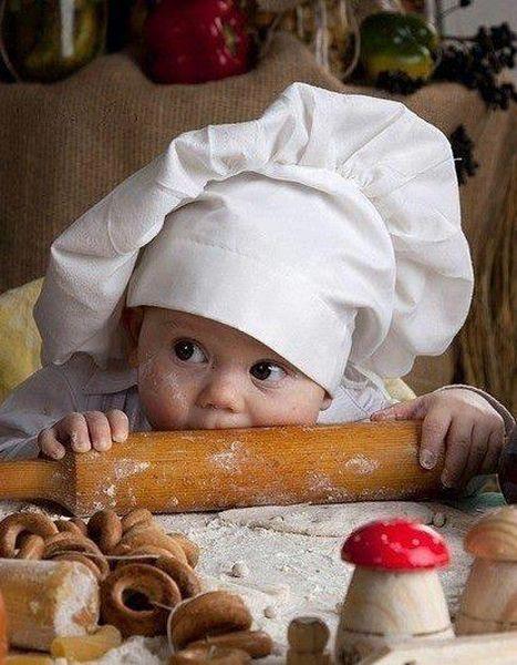 Świąteczne przygotowania z dzieckiem