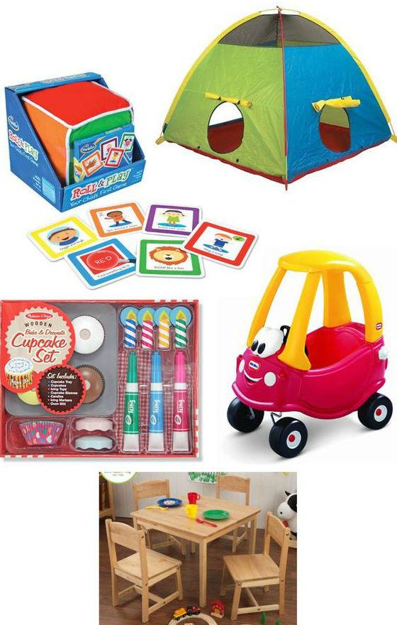 zabawki na święta