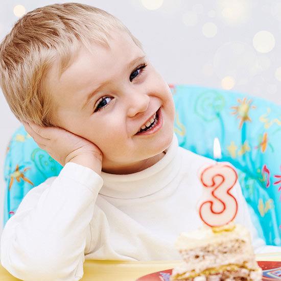 dziecko 3 lata