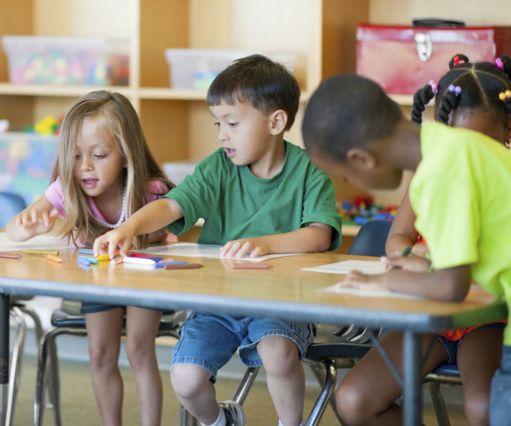 gotowosc przedszkolna