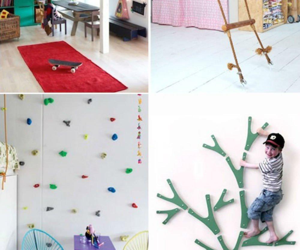 plac zabaw w pokoju dziecka 16