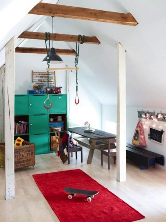 plac zabaw w pokoju dziecka4