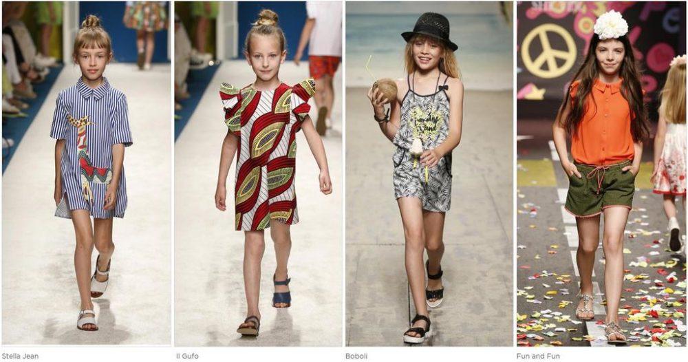 0bda5b8b12 Trendy w modzie dziecięcej wiosna – lato 2018 - E-szkrab.pl