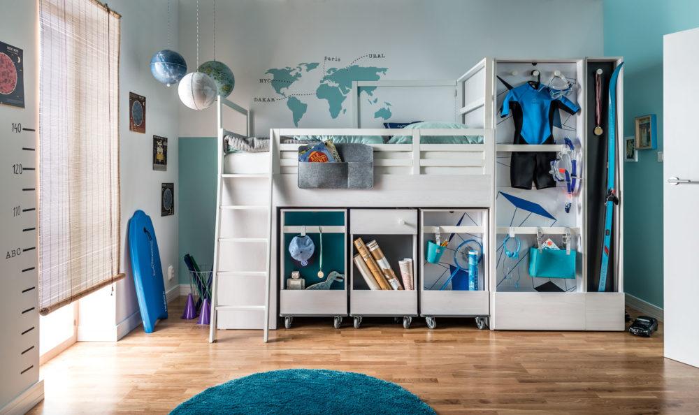 pokój dla dwójki dzieci inspiracje