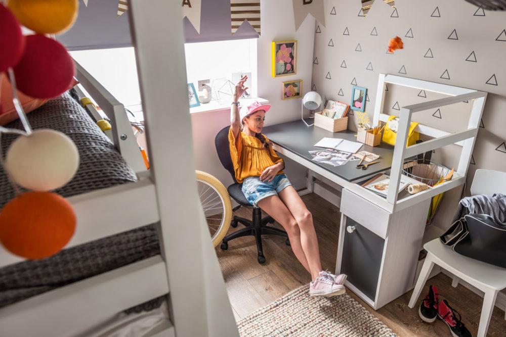 funkcjonalny pokój dla rodzeństwa