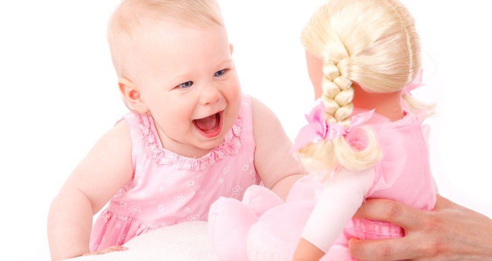 Lalki - zabawki dla dzieci
