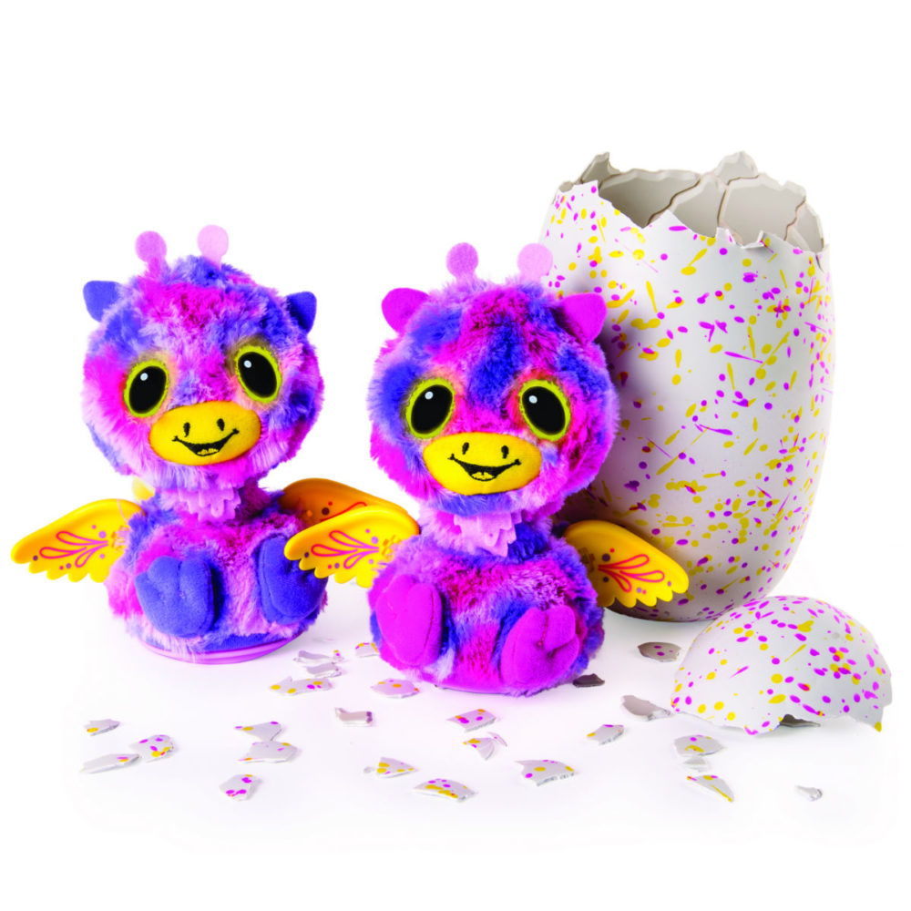 hatchimals suprise bliźnięta zyrafy