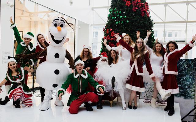 Akademia Elfów Świętego Mikołaja 2018